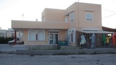 Shop + Apartment for sale - Kampos Kefalos